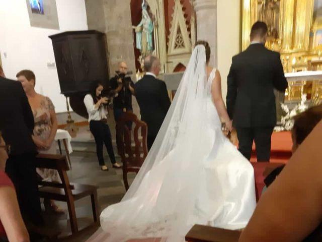 La boda de Alejandro y Gladys en Firgas, Las Palmas 6