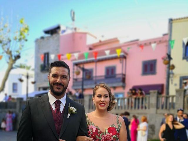La boda de Alejandro y Gladys en Firgas, Las Palmas 10