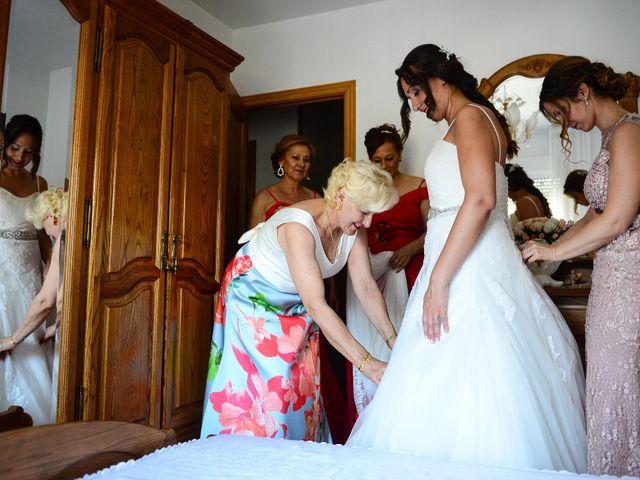 La boda de Abiguei y André en Navalmoral De La Mata, Cáceres 10