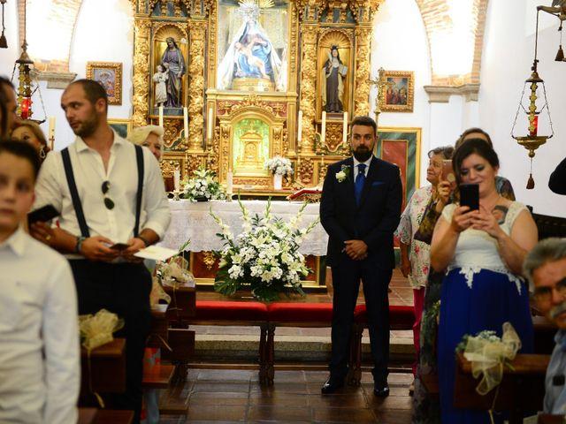 La boda de Abiguei y André en Navalmoral De La Mata, Cáceres 24