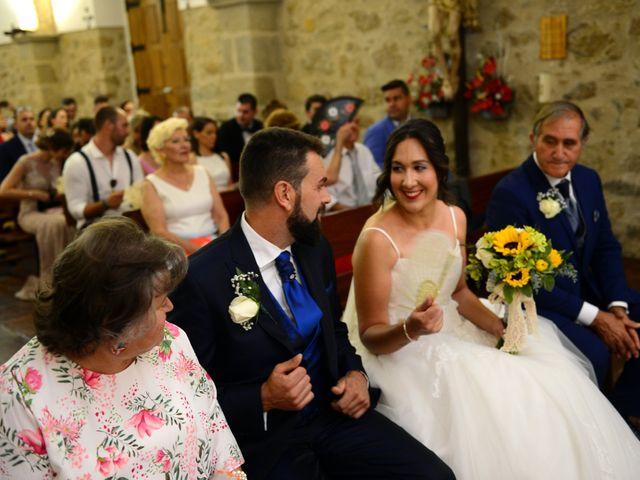 La boda de Abiguei y André en Navalmoral De La Mata, Cáceres 28
