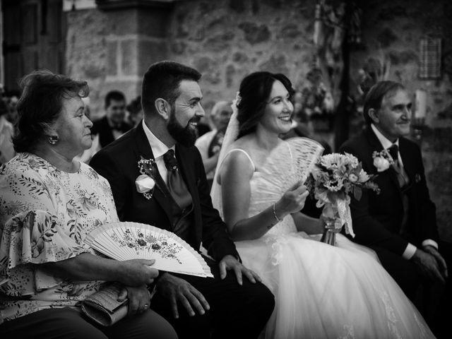 La boda de Abiguei y André en Navalmoral De La Mata, Cáceres 30
