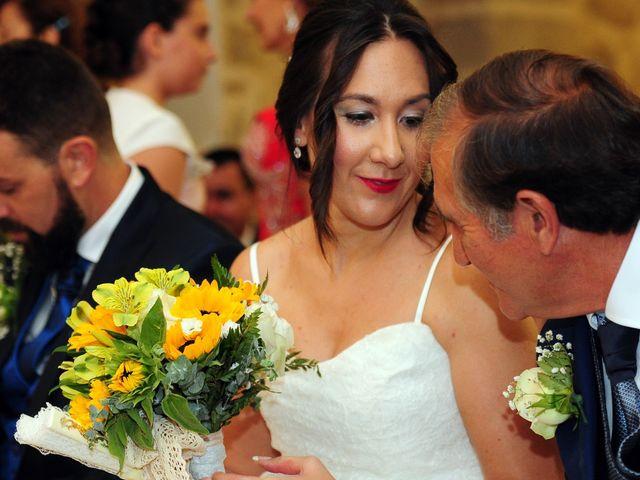 La boda de Abiguei y André en Navalmoral De La Mata, Cáceres 32
