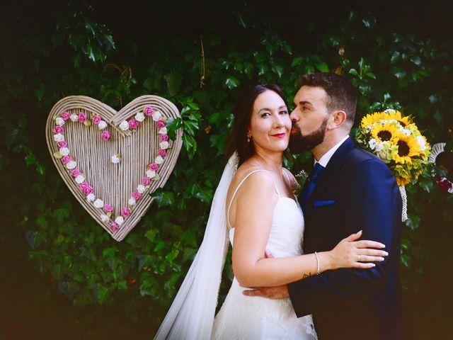 La boda de Abiguei y André en Navalmoral De La Mata, Cáceres 40