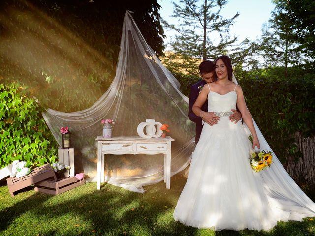 La boda de Abiguei y André en Navalmoral De La Mata, Cáceres 41