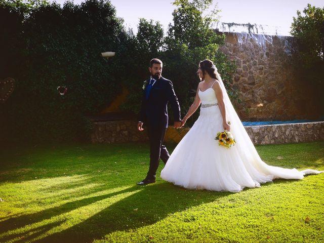 La boda de Abiguei y André en Navalmoral De La Mata, Cáceres 42