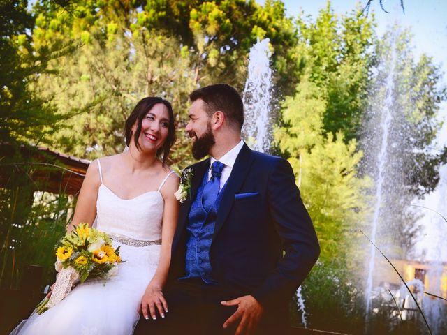 La boda de André y Abiguei