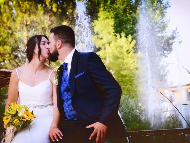 La boda de Abiguei y André en Navalmoral De La Mata, Cáceres 43