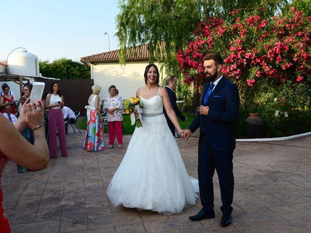 La boda de Abiguei y André en Navalmoral De La Mata, Cáceres 47