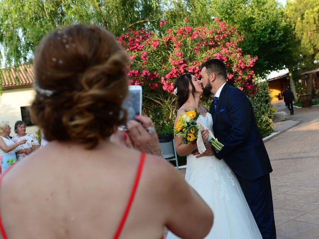 La boda de Abiguei y André en Navalmoral De La Mata, Cáceres 48