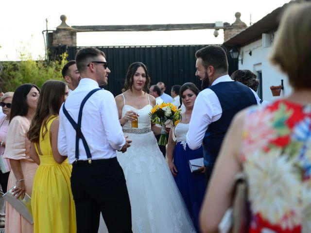 La boda de Abiguei y André en Navalmoral De La Mata, Cáceres 49