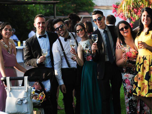 La boda de Abiguei y André en Navalmoral De La Mata, Cáceres 53