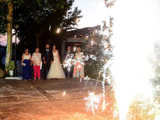 La boda de Abiguei y André en Navalmoral De La Mata, Cáceres 62