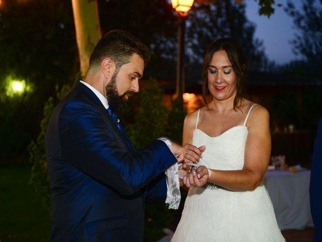 La boda de Abiguei y André en Navalmoral De La Mata, Cáceres 63