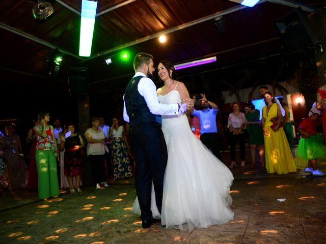 La boda de Abiguei y André en Navalmoral De La Mata, Cáceres 73