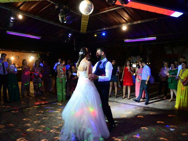 La boda de Abiguei y André en Navalmoral De La Mata, Cáceres 75
