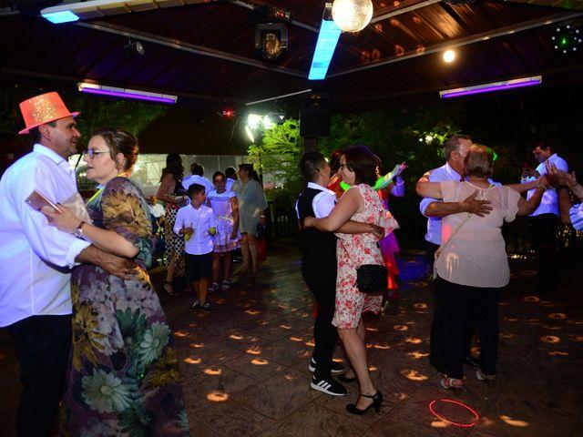 La boda de Abiguei y André en Navalmoral De La Mata, Cáceres 83