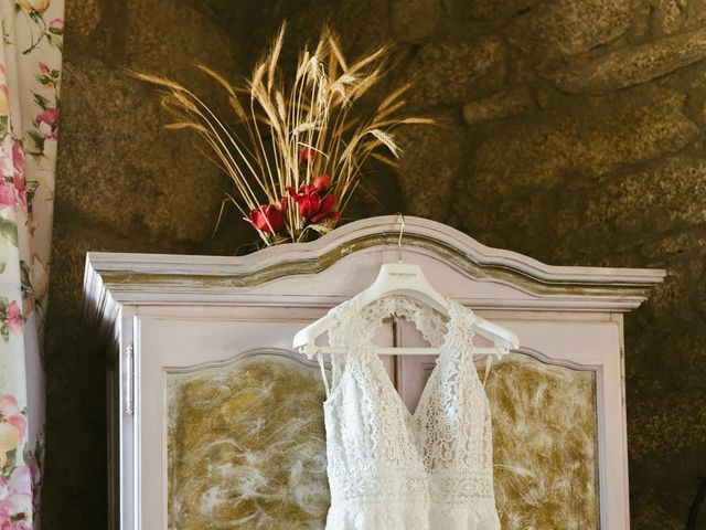 La boda de Sergio y Samantha en Valverde Del Fresno, Cáceres 12