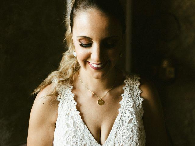 La boda de Sergio y Samantha en Valverde Del Fresno, Cáceres 15