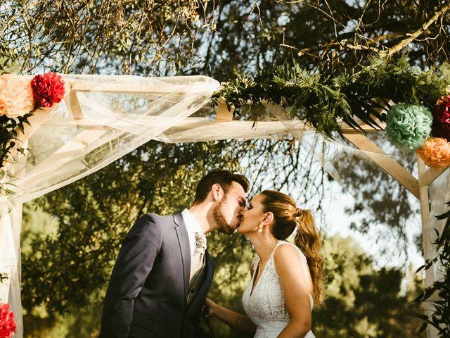 La boda de Sergio y Samantha en Valverde Del Fresno, Cáceres 25