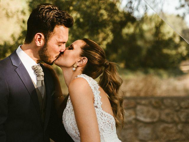 La boda de Sergio y Samantha en Valverde Del Fresno, Cáceres 26