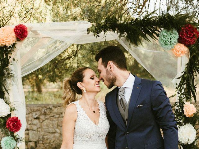 La boda de Sergio y Samantha en Valverde Del Fresno, Cáceres 27