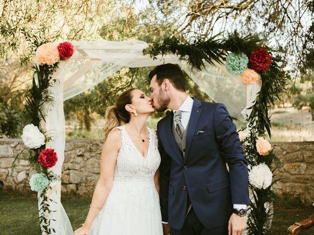 La boda de Sergio y Samantha en Valverde Del Fresno, Cáceres 1