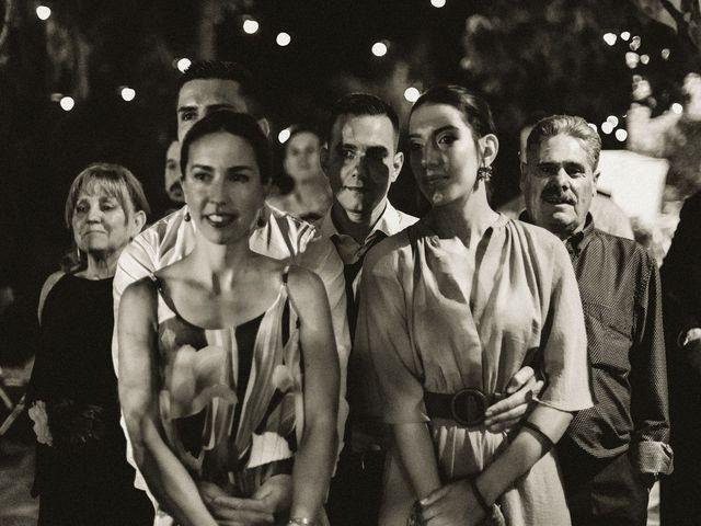 La boda de Sergio y Samantha en Valverde Del Fresno, Cáceres 46