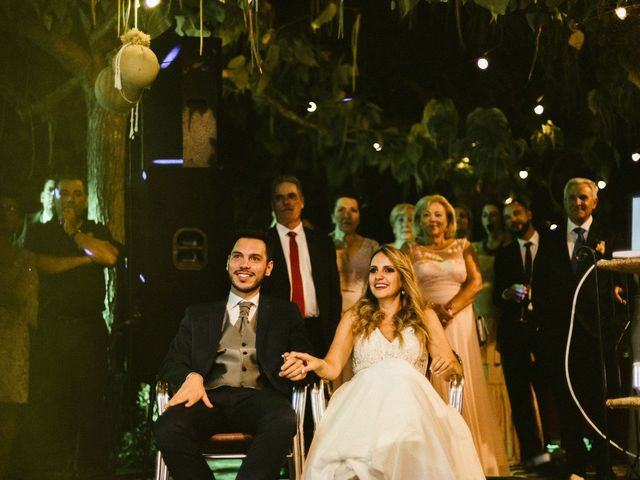 La boda de Sergio y Samantha en Valverde Del Fresno, Cáceres 48