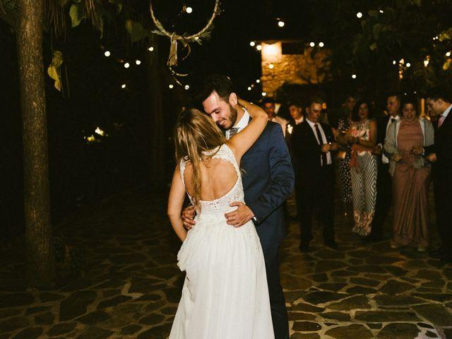 La boda de Sergio y Samantha en Valverde Del Fresno, Cáceres 49