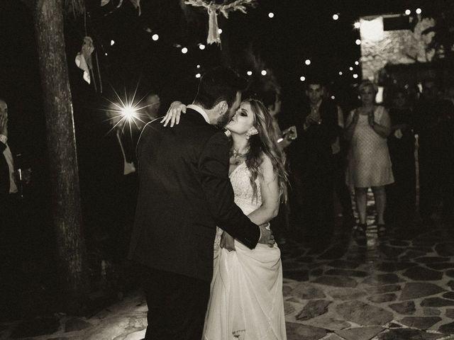 La boda de Sergio y Samantha en Valverde Del Fresno, Cáceres 50