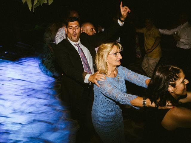 La boda de Sergio y Samantha en Valverde Del Fresno, Cáceres 52