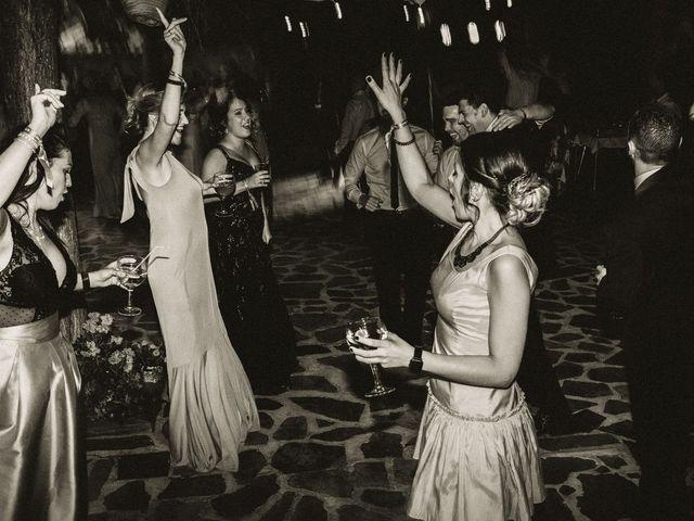 La boda de Sergio y Samantha en Valverde Del Fresno, Cáceres 53