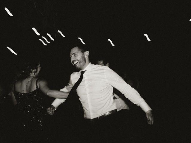 La boda de Sergio y Samantha en Valverde Del Fresno, Cáceres 54