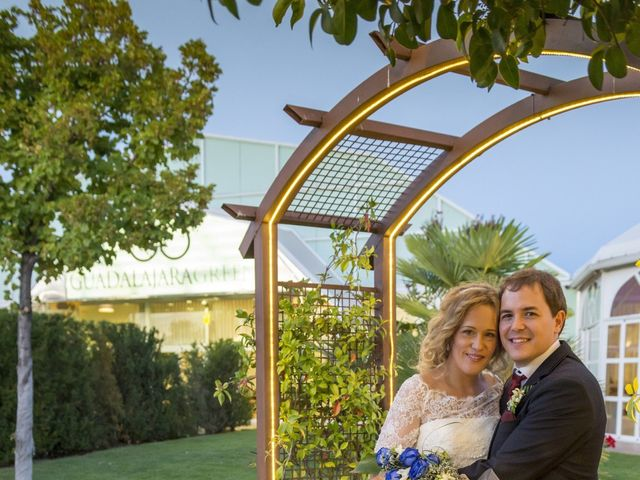 La boda de Pedro y María  en Guadalajara, Guadalajara 4