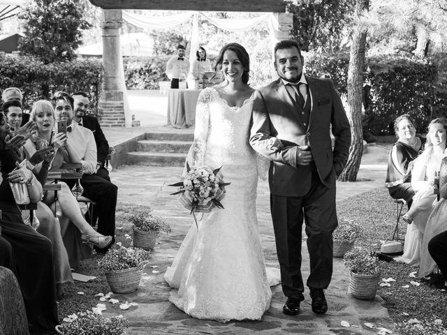 La boda de Eduardo y Lorena en Toledo, Toledo 32