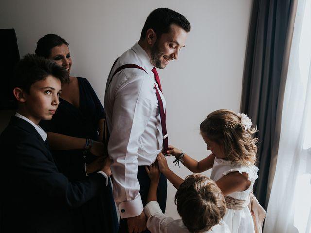 La boda de Sergio y Pilar en Pedro Muñoz, Ciudad Real 5