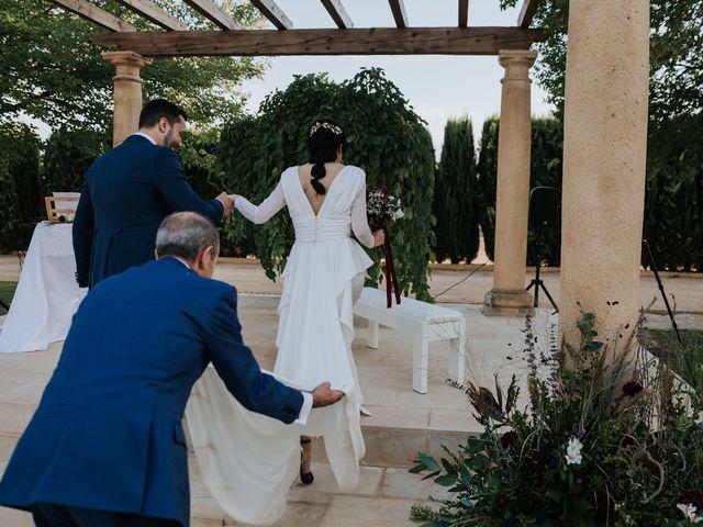 La boda de Sergio y Pilar en Pedro Muñoz, Ciudad Real 24