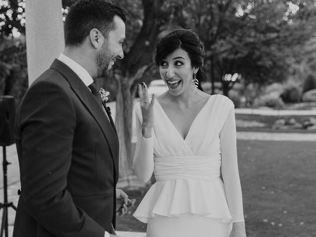 La boda de Sergio y Pilar en Pedro Muñoz, Ciudad Real 28