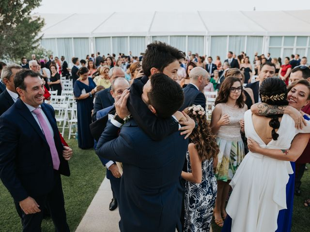 La boda de Sergio y Pilar en Pedro Muñoz, Ciudad Real 31