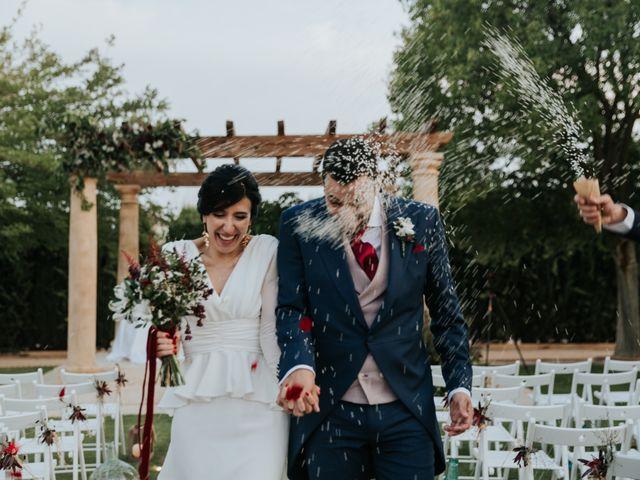 La boda de Sergio y Pilar en Pedro Muñoz, Ciudad Real 32