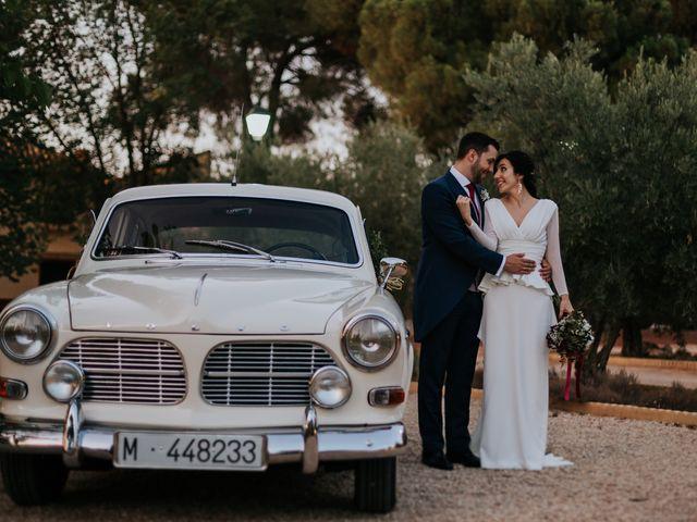 La boda de Sergio y Pilar en Pedro Muñoz, Ciudad Real 35