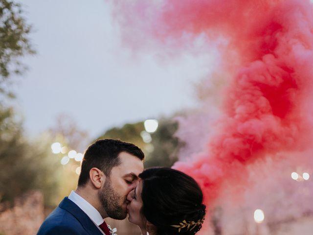La boda de Sergio y Pilar en Pedro Muñoz, Ciudad Real 37