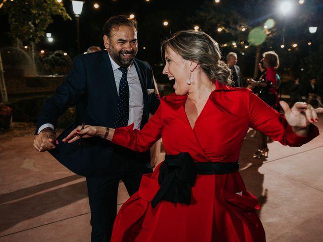 La boda de Sergio y Pilar en Pedro Muñoz, Ciudad Real 44