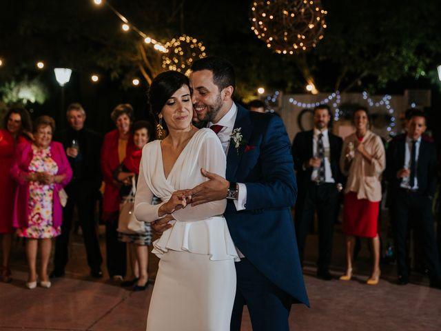 La boda de Sergio y Pilar en Pedro Muñoz, Ciudad Real 45
