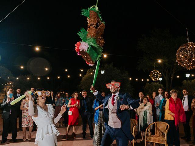 La boda de Sergio y Pilar en Pedro Muñoz, Ciudad Real 48