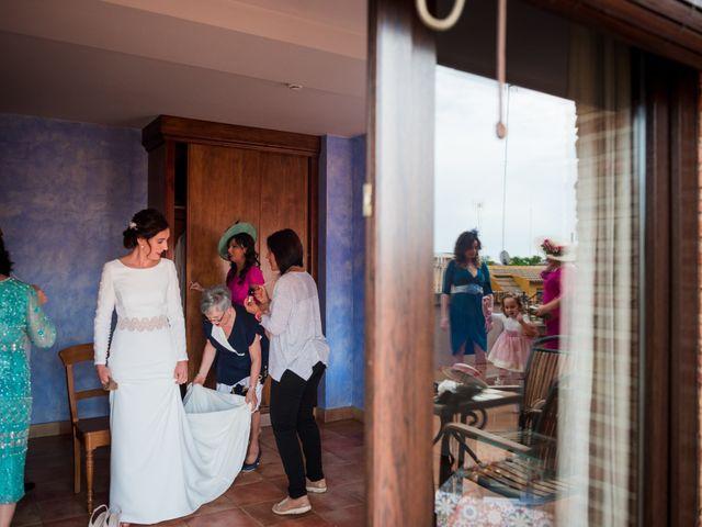 La boda de Dolo y Vicente en Daimiel, Ciudad Real 19