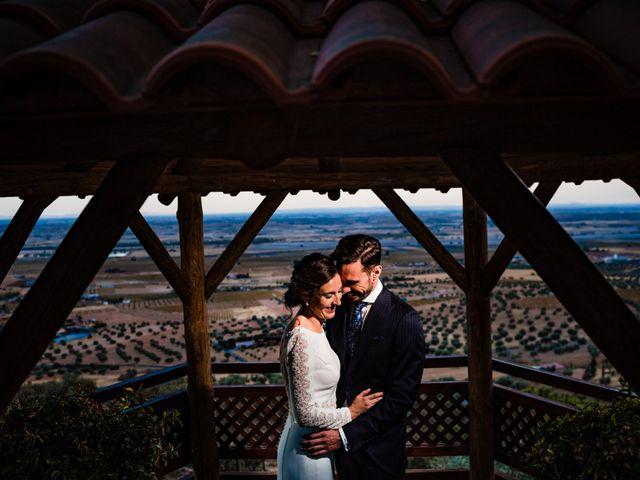 La boda de Vicente y Dolo