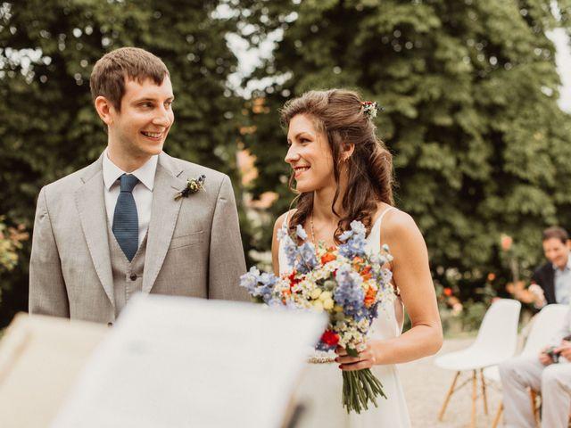 La boda de Matt y Marta en Santander, Cantabria 24