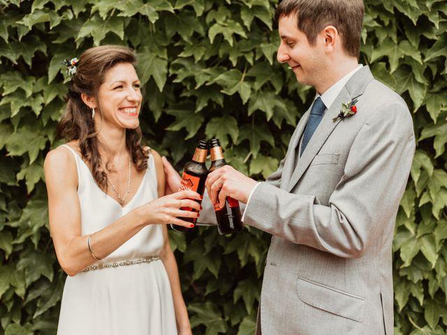 La boda de Matt y Marta en Santander, Cantabria 33